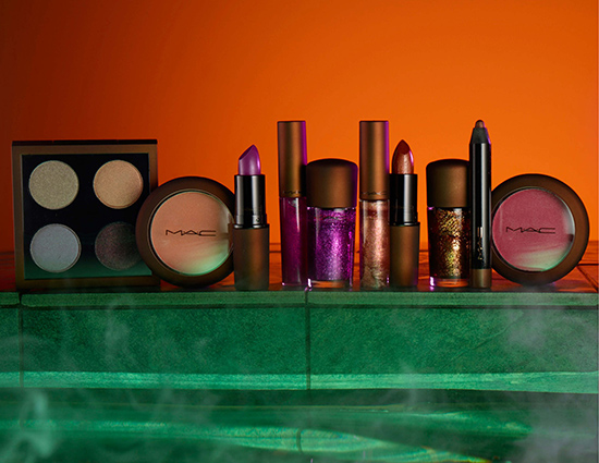 My MAC Temperature Rising Collection Wishlist!