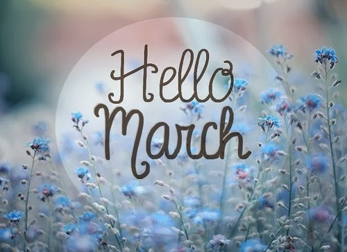 Why, Hello March!