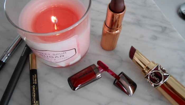 "Winter Lip Favourites, Part 3: The ""Statement Makers"""