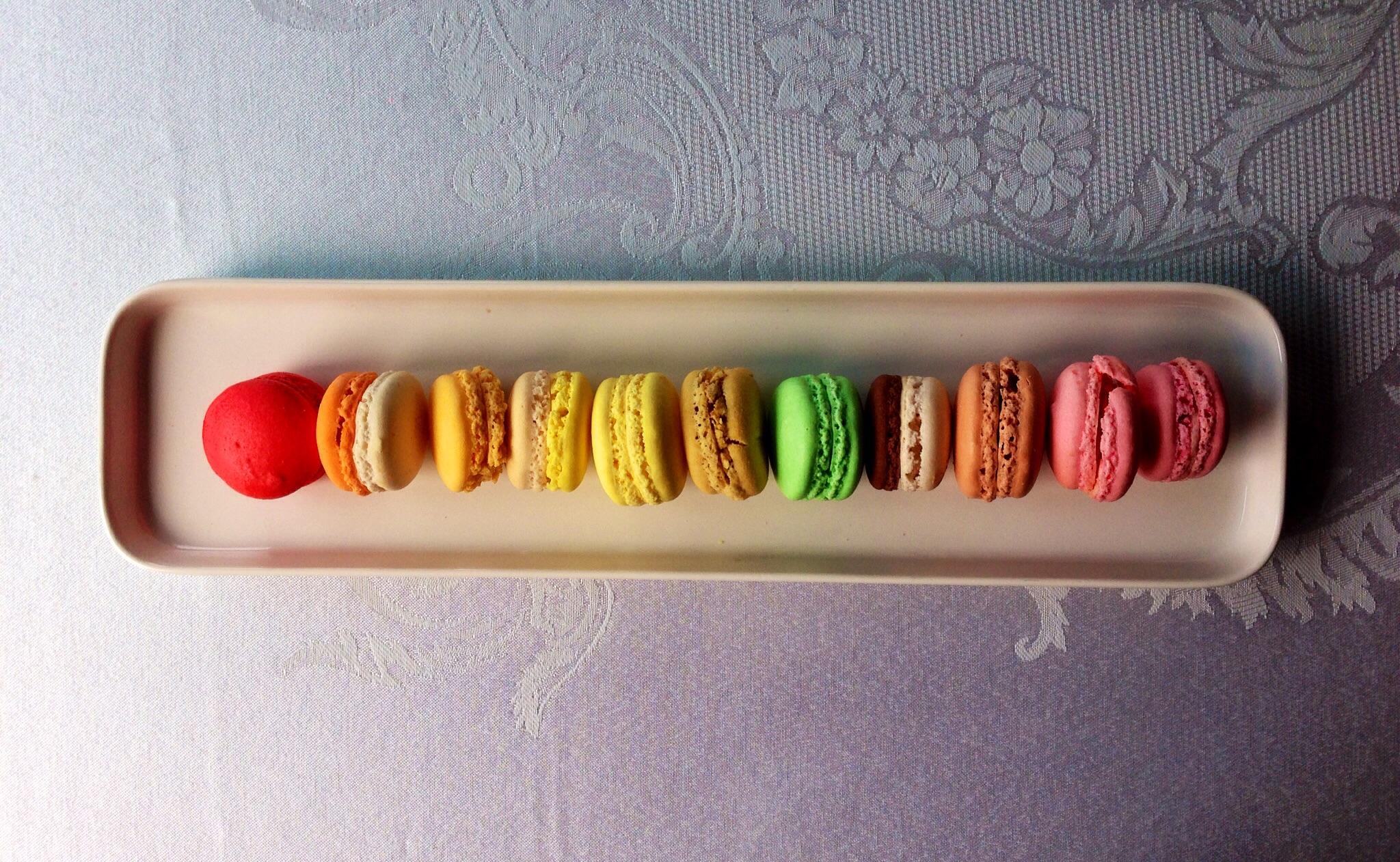 Macarons Redux