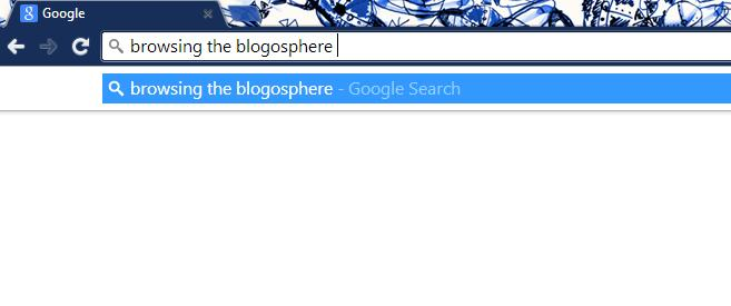 Browsing the Blogosphere #2