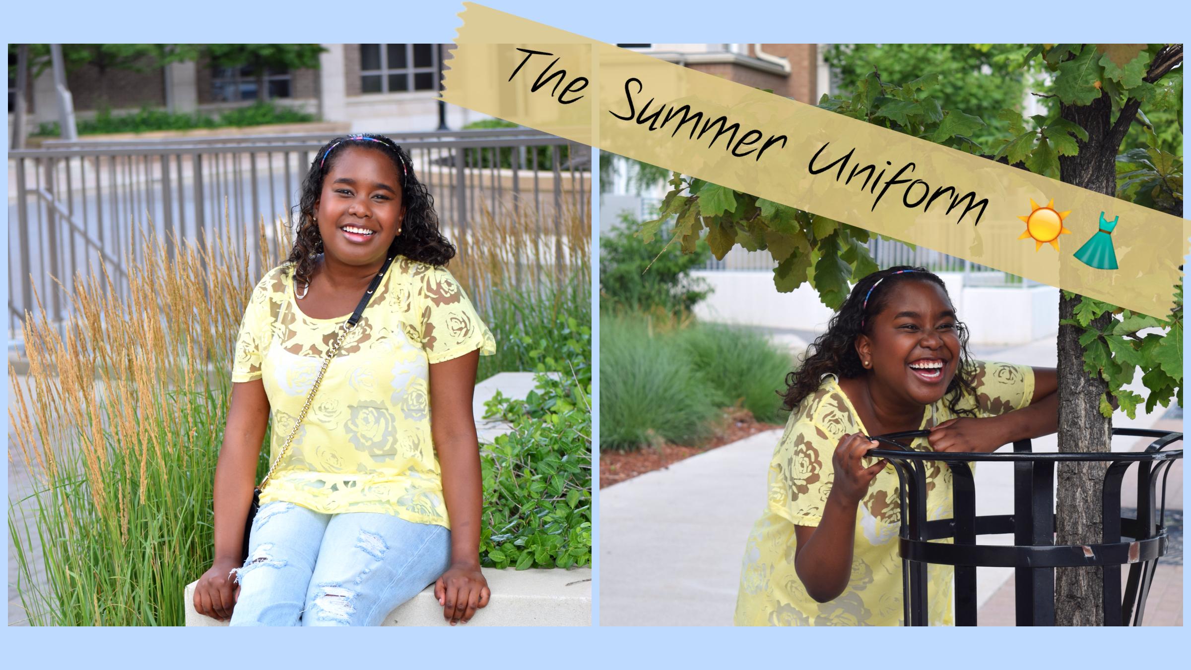 The Summer Uniform