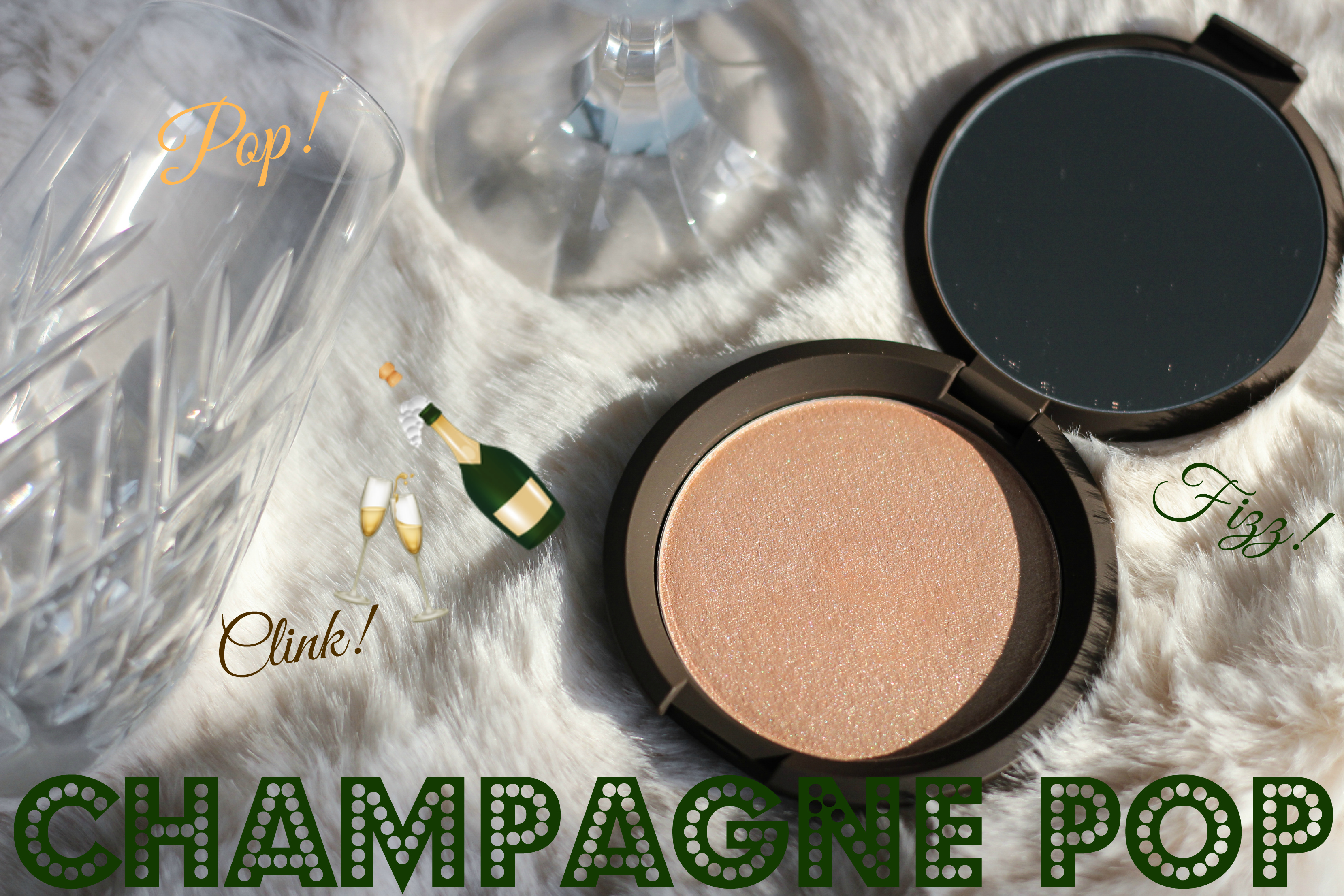 Pop The Champagne, Your New Favourite Highlighter is Here!