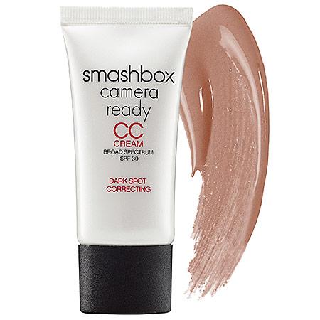 Test Drive: Smashbox Camera Ready CC Cream Broad Spectrum SPF 30 Colour Correcting Cream