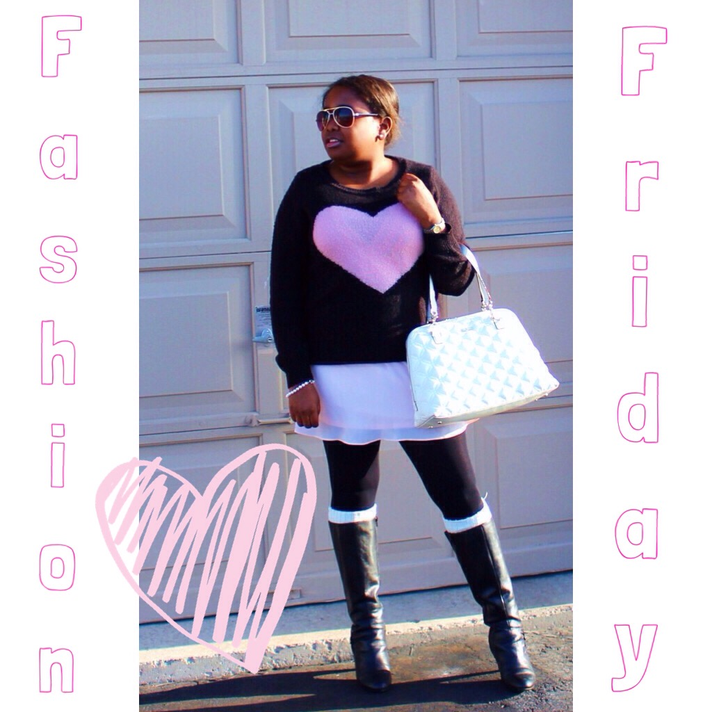 Fashion Friday: Heart to Heart